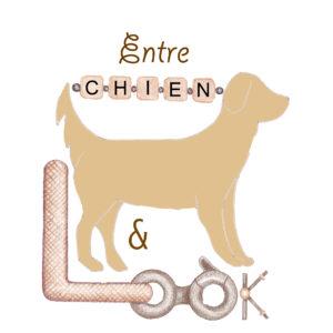 Logo entre chien et look