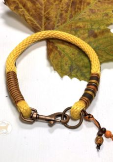 Collier Honey 18 entre chien et look
