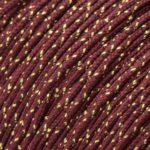 72 metallic-burgundy-gold-metallic-tracer-paracorde-type-i-ecl