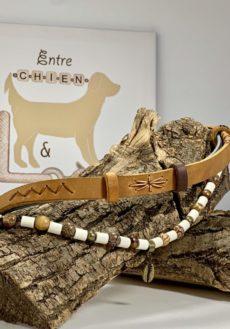 entre chien et look - collier pour chien Cache-Cache Full